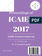 ICAIET 2017