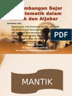 Perkembangan Sejarah Matematik dalam Mantik dan Aljabar latest2 faredit.pptx