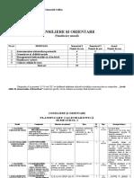 Planificare Cls v Dirigentie 2016-2017