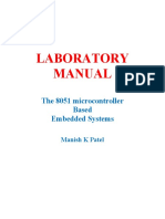 Laboratory_Manual for 8051