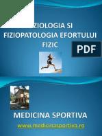 1. Curs Introductiv Fizio Si Fiziopat Efortului 2017