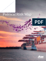 Political Risk Map Brochure 2016