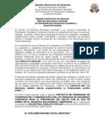 Ord Para PDF de Seguridad