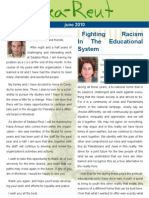 English Newsletter -July 2010