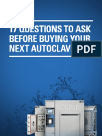 17 QUESTIONS TO ASK BEFORE BUYING YOUR NEXT AUTOCLAVE