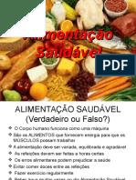 307665456 Alimentacao Saudavel Ppt