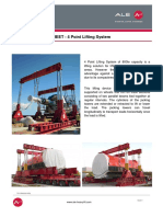 Http Www.ale Heavylift.com Wp Content Uploads 2014 01 EQUIPMENT DATA SHEET 4 Point Lifting System