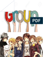 About Groups