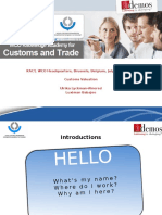 1.CustomsValuationIntroduction