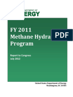 FY11 Methane Hydrate Annual Report to Congress.pdf
