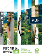 PEFC Annual Review 2016 – Highlighting the achievements of the PEFC alliance