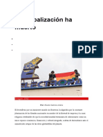 La Globalizacion Linera