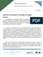 5811 - Sistemas de Transp. e Elevação de Cargas Assinada Evidencia e Reflexao