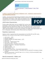 Sulphuric Acid Loading, Carrying & Discharging - Special Handling Methods_1