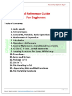 TcL_Reference_Guide_v1 Jan 11 2017_Prepared by Digitronix Nepal