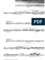 Cadenza in Concertino Weber by Charle Niedich