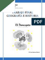 Trabajo Especialidad Geografía e Historia. Mª José