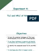 Nitroanilne TLC