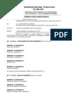 Informe Docente_ciclo 2017 -i