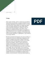 Crítica y Clínica - Gilles Deleuze