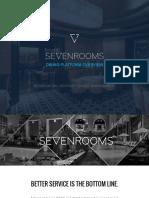 SevenRooms VMS (Dining)