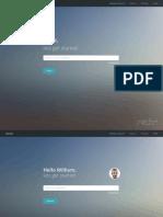 Nectir Main Application Design