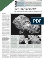 2014 08 07 Cometa Churyumov