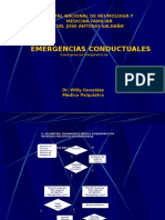 Emergencias Conductuales