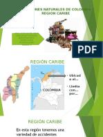 Regiones Naturales de Colombia ..