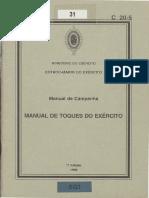 Manual de Toques Do Exercito