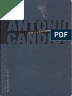 Inquietudes Na Poesia de Drummond - Antonio Candido