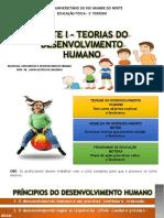 Parte i - Teorias Do Desenvolvimento Humano