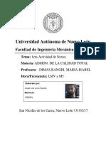 Investigación sobre la calidad de los empleados en México
