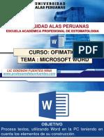 10.- SESION 09 Entorno-Word Tema 05 ---2017E