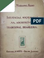 327096535 Influencias Muculmanas Na Arquitetura Tradicional Brasileira