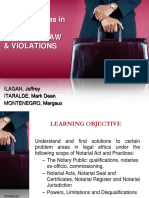 PALE - Notarial Law and Violations 23.11.2016 - Final