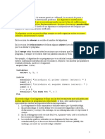 Diseño de Algoritmos - Tutorial