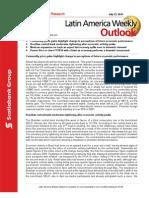 ScotiaBank JUL 23 Latin America Weekly Outlook