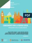 Correa, J.M. y Santamaría, I. (2016). La escuela en la construcción de las sociedades más justas. En Pablo Rivera et al ( Coordinadores). Conocimiento para la equidad social. Encuentros Barcelona.