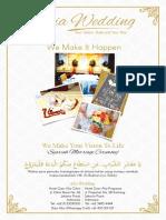 Alia Wedding Package