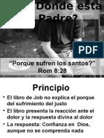 Job Por Que Sufren Los Justos Manual Alumno IBE Callao
