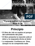 Job Por Que Sufren Los Justos IBE Callao