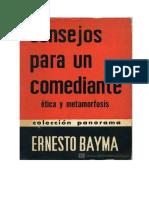 Consejos Para Un Comediante