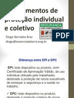 Aula 02 - EPI e EPC