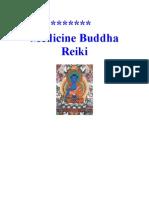 Medicine Buddha Reiki