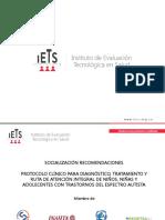 Socializacion Protocolo TEA Version Final Rev JC