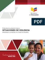 Protocolos Violencia Web