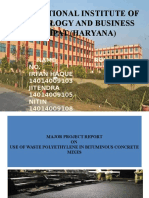 Major Project Report Ppt