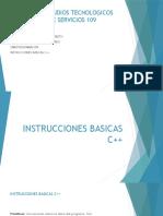 Instrucciones Basicas c 2