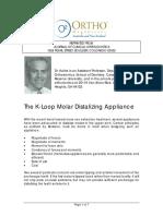 KLoop Molar Distalizing App